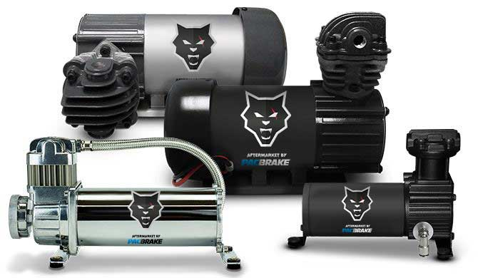 Pacbrake Air Compressors Feature