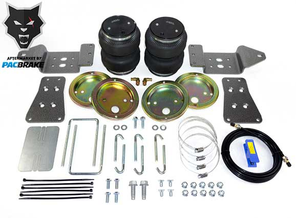 Pacbrake HP10340 Air Suspension Kit