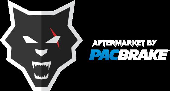 Pacbrake Wolf Logo